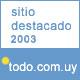 Sitio Destacado 2003